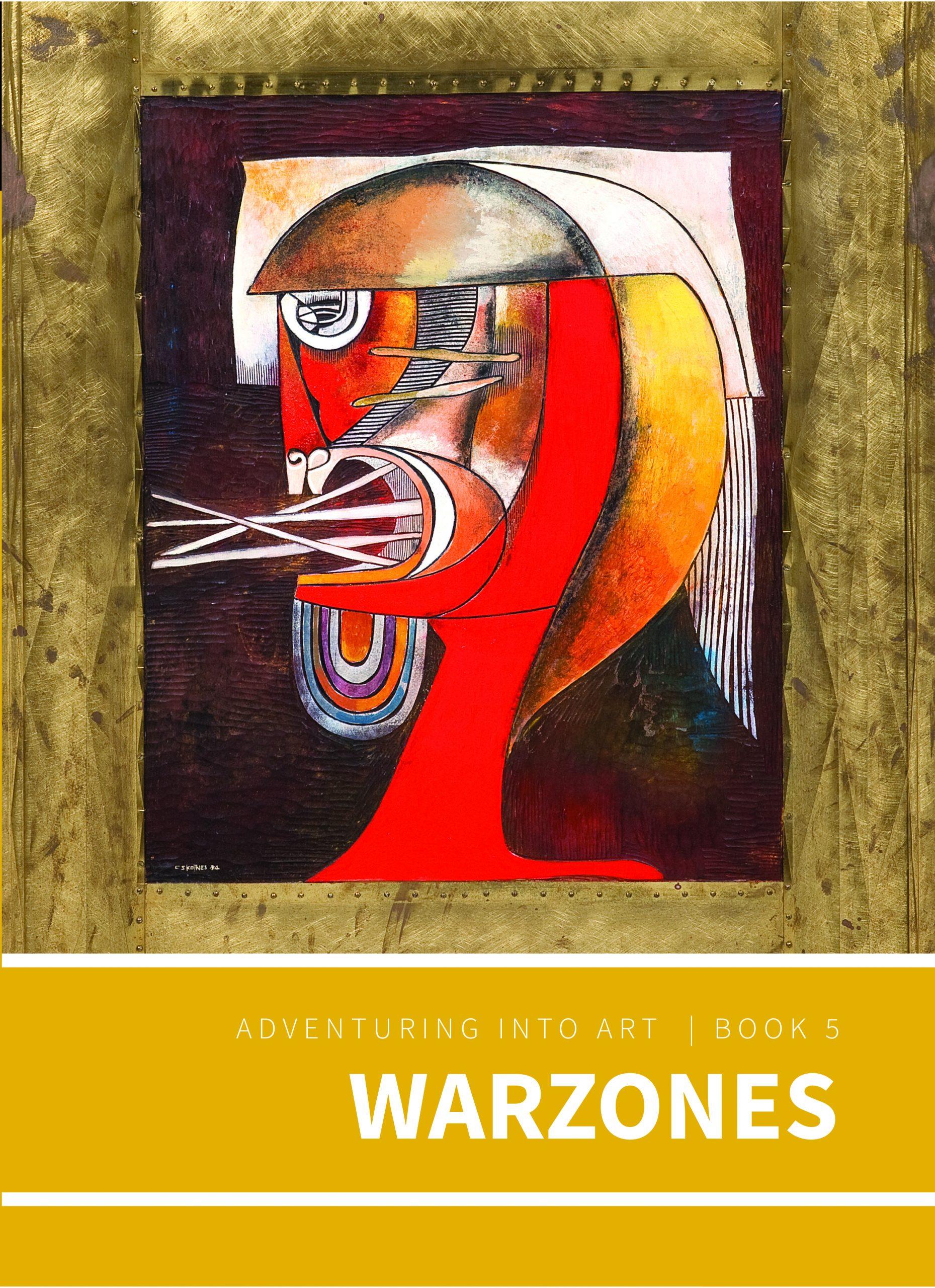 Imbali Art Book Warzones